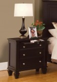 Sandy Beach Cappuccino Night Stand Available Online in Dallas Fort Worth Texas