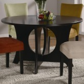 Coaster Castana cappuccino Dining Table Available Online in Dallas Fort Worth Texas