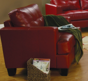 Samuel Red Chair Available Online in Dallas Fort Worth Texas