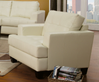 Coaster Samuel Cream Chair Available Online in Dallas Fort Worth Texas