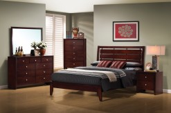 Coaster Serenity Queen 5pc Bedroom Group Available Online in Dallas Fort Worth Texas