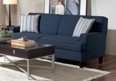 Finley Blue Sofa Available Online in Dallas Fort Worth Texas
