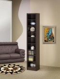 Coaster Narrow Bookcase Available Online in Dallas Fort Worth Texas