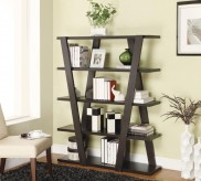 Coaster Brandy Open Shelf Bookcase Available Online in Dallas Fort Worth Texas