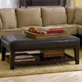 Coaster Kayson Ottoman With Shelf Available Online in Dallas Fort Worth Texas