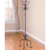 Coaster Satin Black Coat Rack Available Online in Dallas Fort Worth Texas