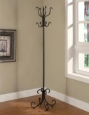 Coaster Credenza Black Coat Rack Available Online in Dallas Fort Worth Texas