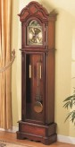Classic Brown Cherry Grandfather Clock Available Online in Dallas Texas
