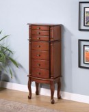 Coaster Saim Dark Brown Jewelry Armoire Available Online in Dallas Fort Worth Texas