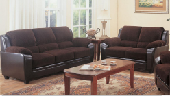 Coaster Monika 2pc Sofa & Loveseat Set Available Online in Dallas Fort Worth Texas