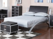 LeClair Twin Platform Bed Available Online in Dallas Fort Worth Texas