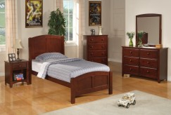 Parker 5pc Twin Bedroom Group Available Online in Dallas Fort Worth Texas