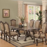Andrea 7pc Dining Room Set Available Online in Dallas Fort Worth Texas