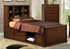 Coaster Scottsdale Twin Storage Bed Available Online in Dallas Fort Worth Texas