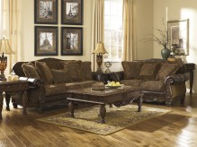 Ashley Fresco DuraBlend 2pc Sofa & Loveseat Set Available Online in Dallas Fort Worth Texas