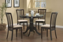 Coaster Brannan Cappuccino 5pc Dining Set Available Online in Dallas Fort Worth Texas