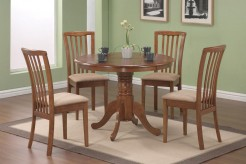 Coaster Brannan Maple 5pc Dining Set Available Online in Dallas Fort Worth Texas